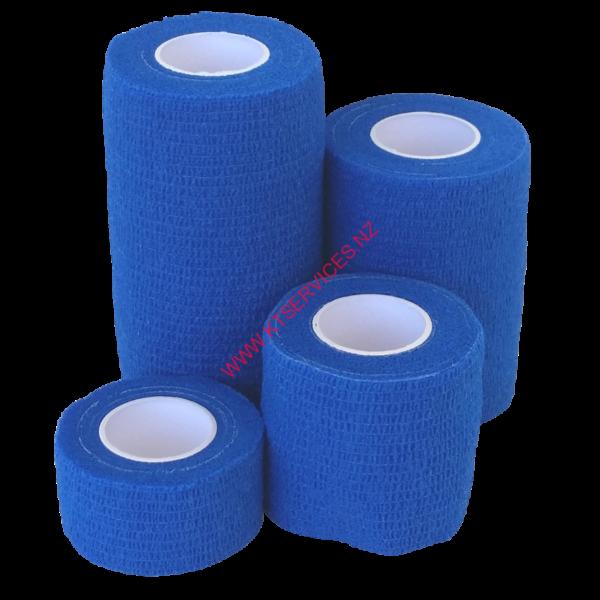 Blue cohesive