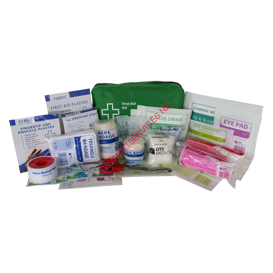 Workplace first aid kit