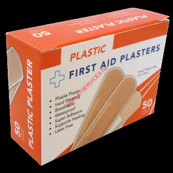 Plastic-plasters 50