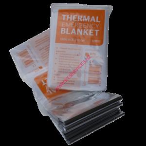 Silvers emergency blankets