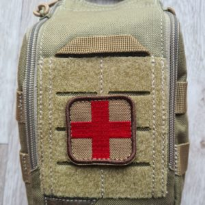 Stop the bleed front view